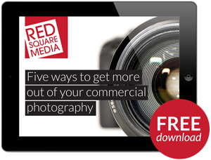 5 ways to get more out of your commercial photography